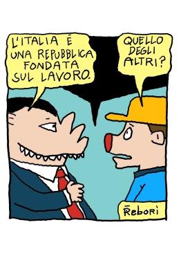 Alberto Rebori Art.1 Costituzione