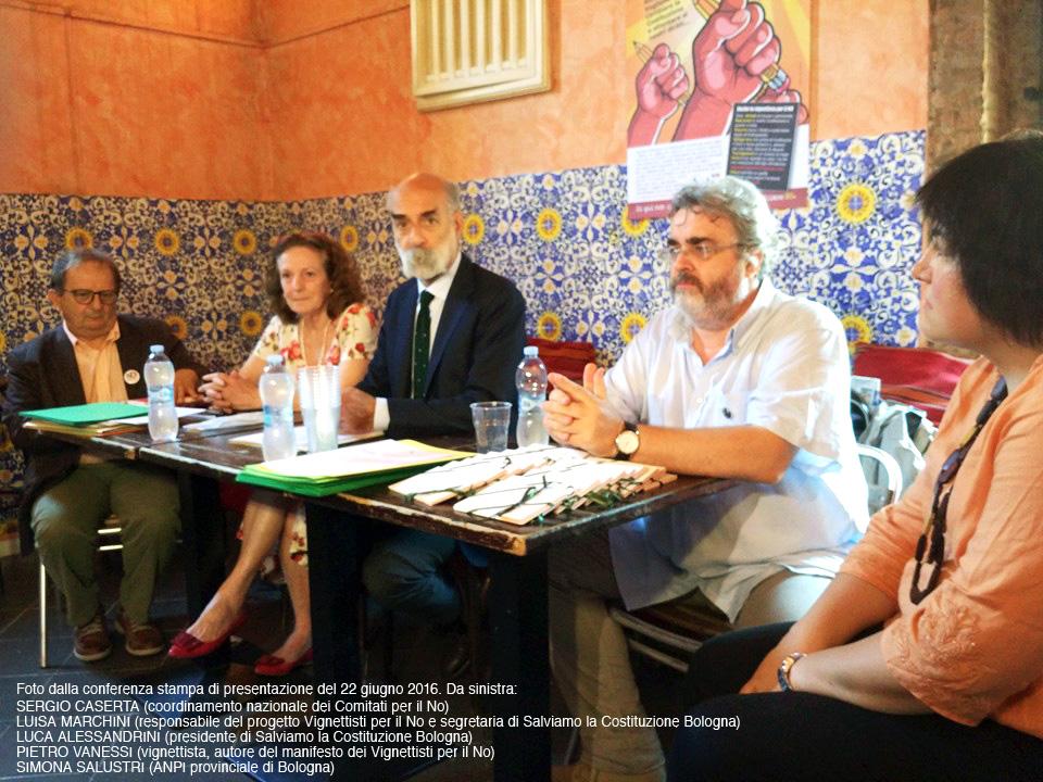 conferenza stampa vignettisti presentazione