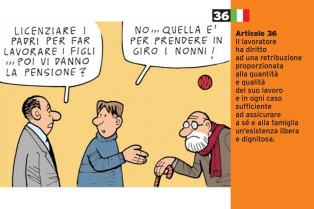 Danilo Maramotti Art.36_cartoline per la costituzione