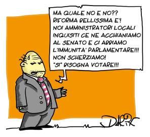 Dario Di Simone_vignettisti per il no_luglio