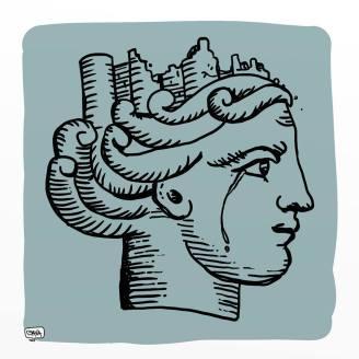 Marco Gava Gavagnin_vignettisti per il no_agosto