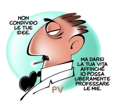 Pietro Vanessi_vignettisti per il no_luglio